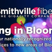 Smithville fiber using COS Service Zones to expanding in Bloomington